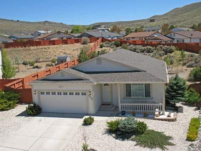 Reno Single Family Home For Sale: 17230 Posy Lake