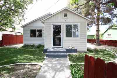 Yerington NV Single Family Home For Sale: $160,000