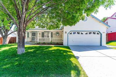 Sparks Single Family Home Active/Pending-House: 2576 Libero Drive