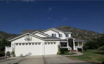 Carson City Single Family Home For Sale: 3624 County Line Rd.