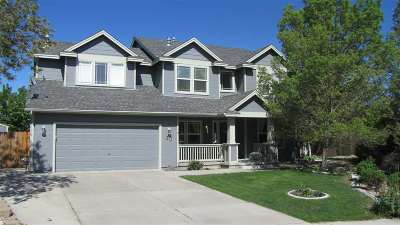 Reno Single Family Home For Sale: 30 Tanea Court