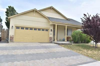 Fernley Single Family Home Active/Pending-Loan: 1521 Crestview Rd.