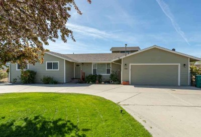 Reno Single Family Home Active/Pending-Call: 7485 Hillview Drive
