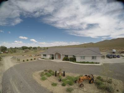 Fernley Single Family Home Active/Pending-Loan: 1255 Rancho Road