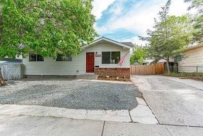 Reno Single Family Home For Sale: 2730 Van Buren Drive