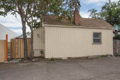 Reno Single Family Home For Sale: 625 E 2nd Street