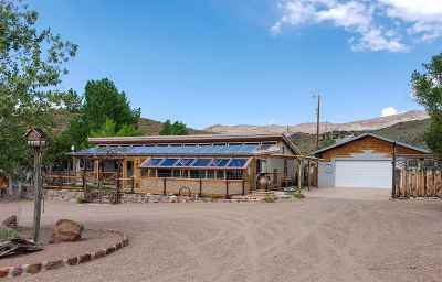Reno Single Family Home For Sale: 2400 Right Hand Canyon Rd