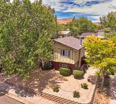 Reno Single Family Home For Sale: 2601 Van Buren Drive