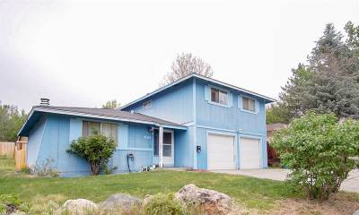 Reno Single Family Home Active/Pending-Loan: 1305 McDonald Dr