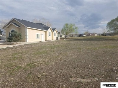 Fernley Residential Lots & Land New: 1803 Randy Court