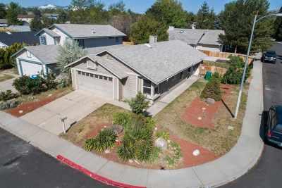 Reno Single Family Home For Sale: 6350 Moon Ridge Terrace