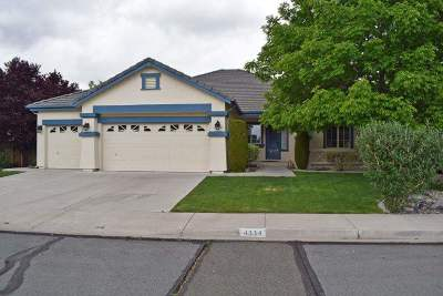 Sparks Single Family Home For Sale: 4334 Cantamar Ct.
