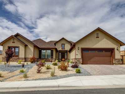 Single Family Home For Sale: 485 Vista Grande Drive