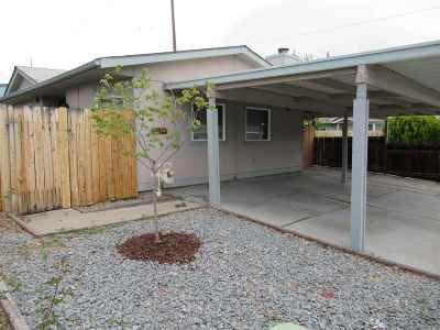 Reno Manufactured Home For Sale: 2651 Zinnia Drive