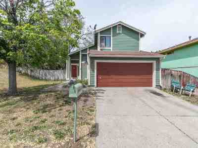 Reno Single Family Home Price Reduced: 2416 Melody Lane
