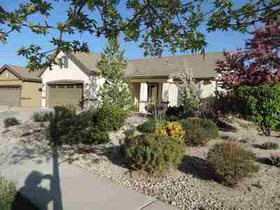 Reno Single Family Home For Sale: 9232 Star Pass Loop