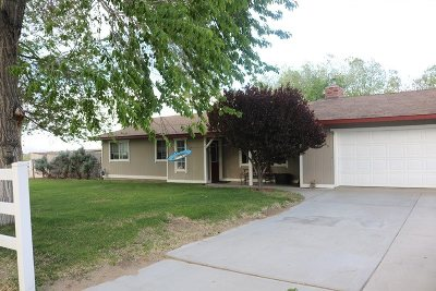 Carson City NV Single Family Home Active/Pending-Call: $429,000