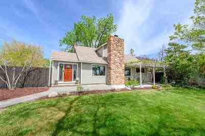Reno Single Family Home New: 1355 Westwood Dr #Westwood