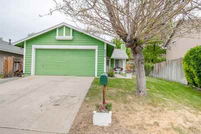 Reno Single Family Home For Sale: 6075 Bankside