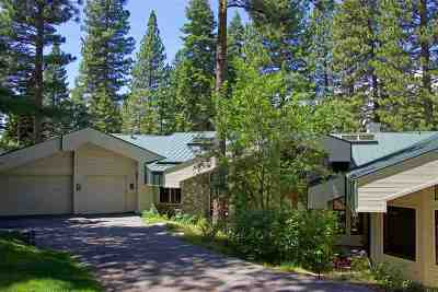 Incline Village Single Family Home For Sale: 235 Estates Dr