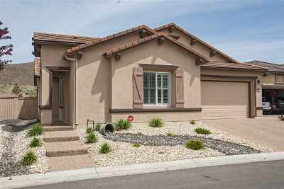 Reno Single Family Home Active/Pending-Loan: 3045 Show Jumper Ln