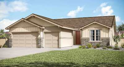Reno Single Family Home New: 10543 Claim Jumper Way #lot 214