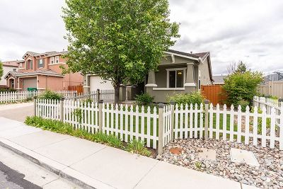 Reno Single Family Home New: 340 Sondrio Way