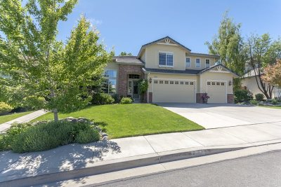 Reno Single Family Home New: 4826 Ramcreek Trail