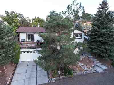 Reno Single Family Home New: 3780 Tannenbaum Way