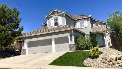 Reno Single Family Home New: 2770 Snow Partridge Drive