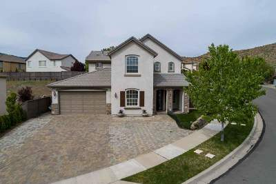 Reno Single Family Home New: 7150 Provence Circle
