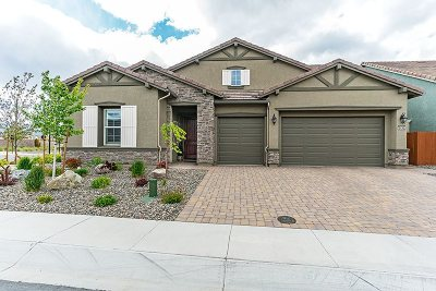 Reno Single Family Home New: 9495 Stony Hill