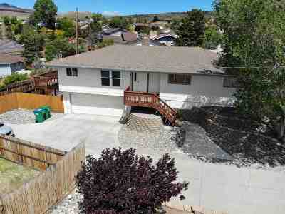 Reno Single Family Home New: 3595 Buckhorn