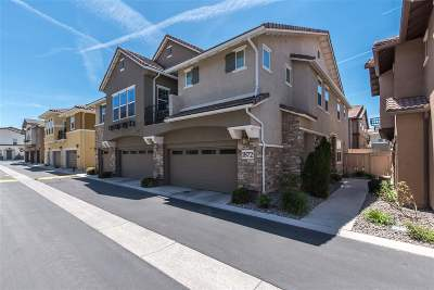 Washoe County Condo/Townhouse Active/Pending-Call: 1872 Wind Ranch #A