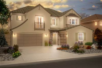 Reno Single Family Home New: 10165 Gooseberry Court #022
