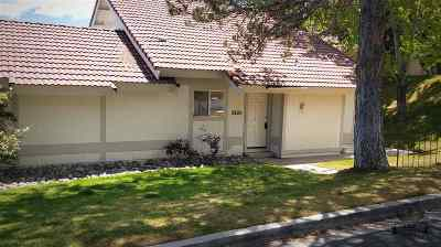 Washoe County Condo/Townhouse For Sale: 1131 Wagon Wheel Circle