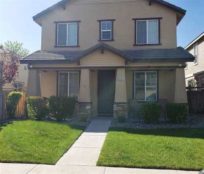 Sparks NV Single Family Home New: $334,000