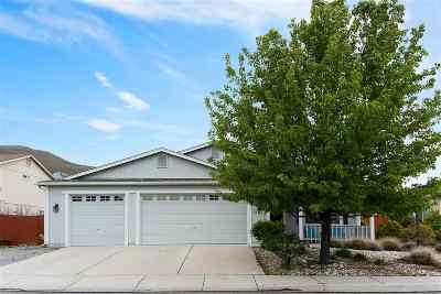 Reno Single Family Home New: 17915 Clear Lake Court