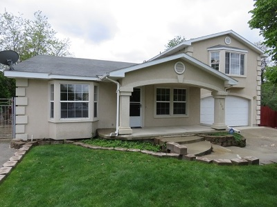 Winnemucca Single Family Home New: 1214 Melarkey