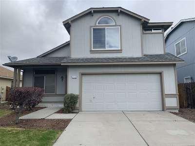 Reno Single Family Home New: 7715 Crystal Shores Drive