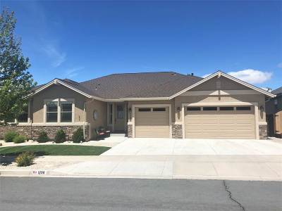 Gardnerville Single Family Home New: 1298 Cedar Brook
