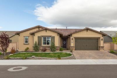 Reno Single Family Home Price Reduced: 9886 Asfaloth Lane