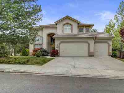 Reno Single Family Home New: 4890 E Creek Ridge Trail