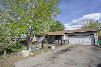 Sparks NV Single Family Home New: $269,900