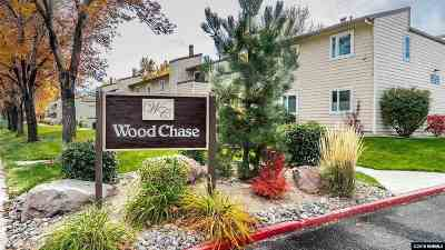 Reno Condo/Townhouse For Sale: 555 E Patriot #270
