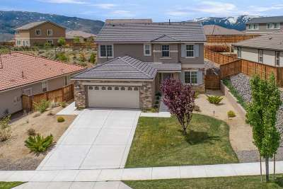 Reno Single Family Home New: 2775 Peavine Creek Road