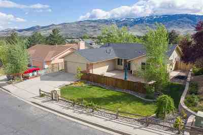 Reno Single Family Home New: 1605 Ambassador Drive