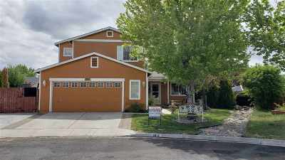 Reno Single Family Home Back On Market: 9850 Cedar River Ct.