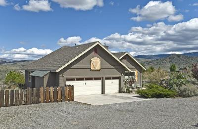 Single Family Home For Sale: 115 Goldrush Trail