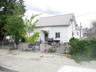 Winnemucca Single Family Home New: 423 Pavilion Street